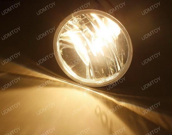 Chevy Camaro Black Housing Fog Lights