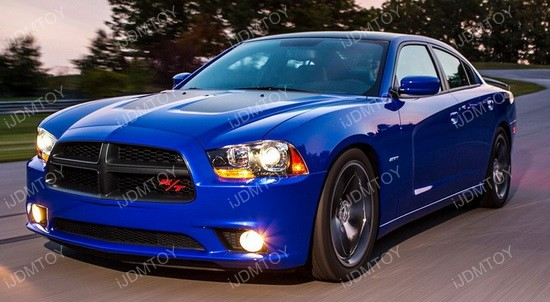 Dodge Charger Fog Lamps