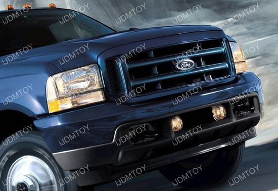 Ford F250 OEM Fog Lights