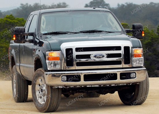 Ford F250 F350 OEM Fog Light