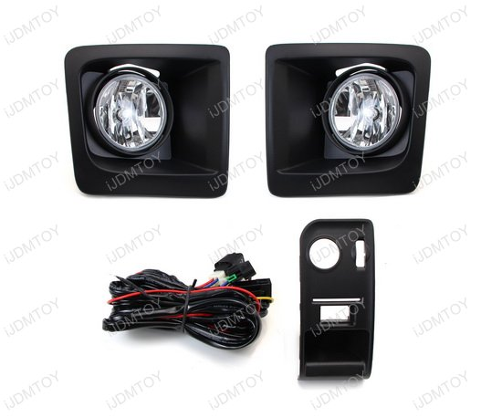 GMC Sierra 1500 OEM Fog Lights
