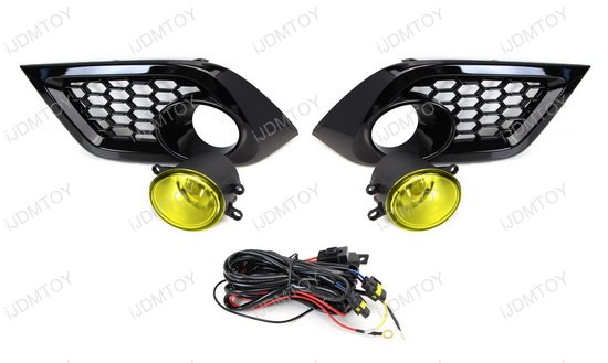 Scion iM foglamp kit