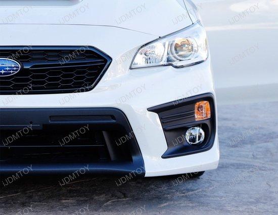 Subaru WRX Fog Light Kit