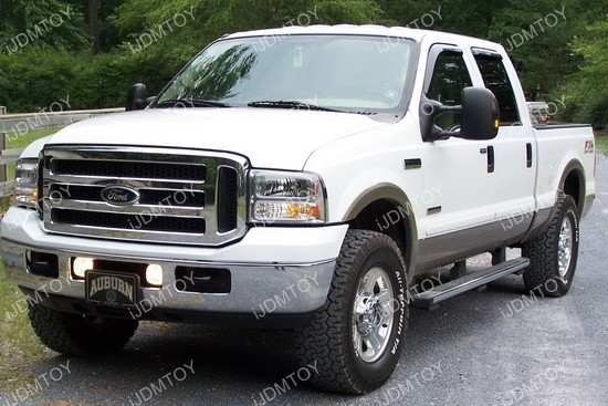 Ford F250 F350 Superduty 2000 2005 Ford Excursion Led Side