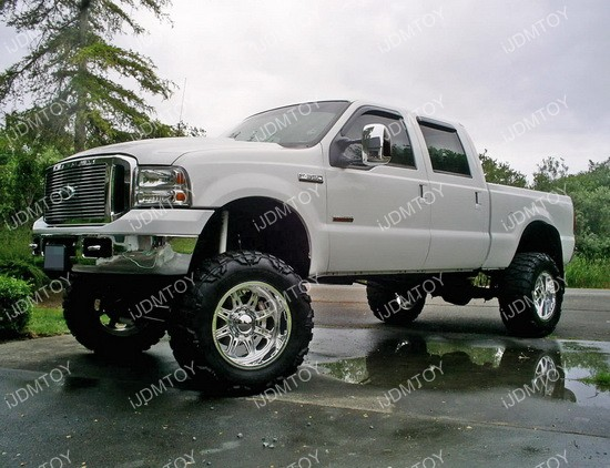 Ford Truck Amber LED Sidemarker Lights