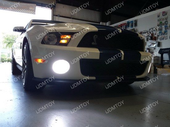 iJDMTOY COB High Power LED Headlights