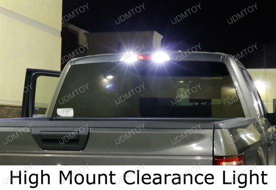 Truck LED Exterior Lights