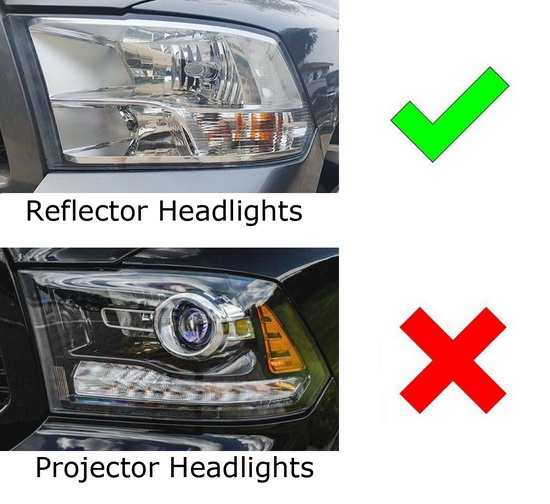 Truck LED Exterior Lights
