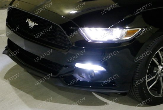 Ford Mustang Front LED Conversion Kit