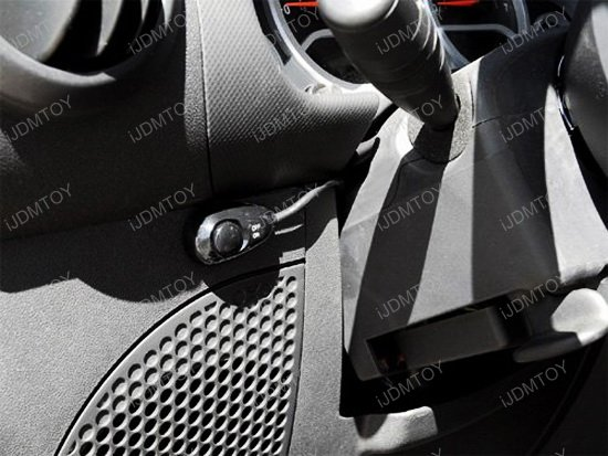 Universal Relay Wiring Kit w/ Switch
