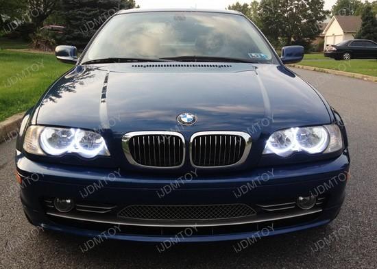 BMW Angel Eyes Wiring Harness