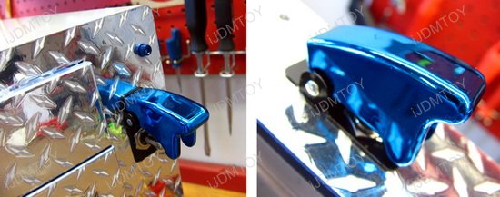 Flip Toggle Pilot Style Racing Switch