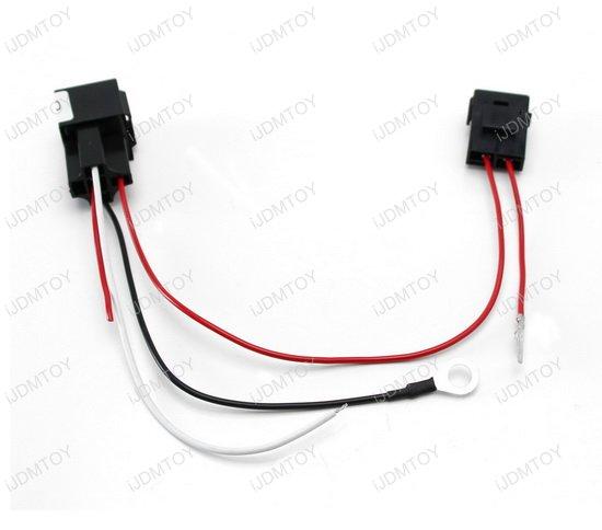 5 pin 12v 40a spdt relay w 4 wire fuse socket fit car fog. Black Bedroom Furniture Sets. Home Design Ideas