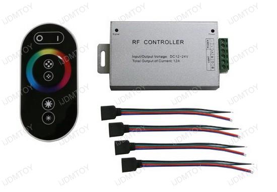 RGB LED Remote Control