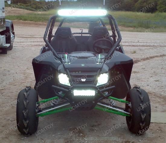 LED Work Light Relay Harness