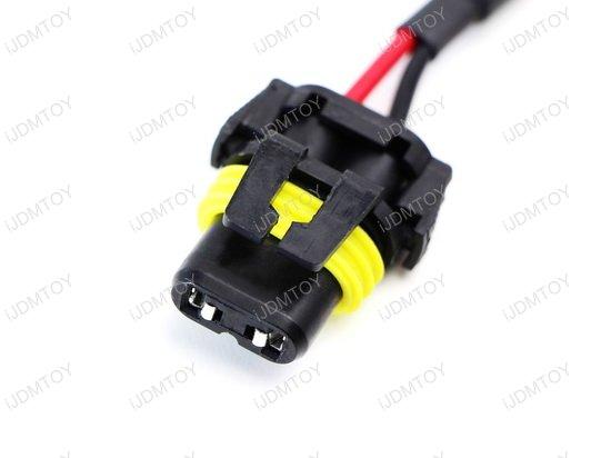 Bi-Xenon Harness Wire Switch