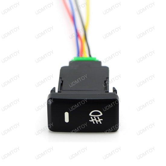 4-Pole Push button