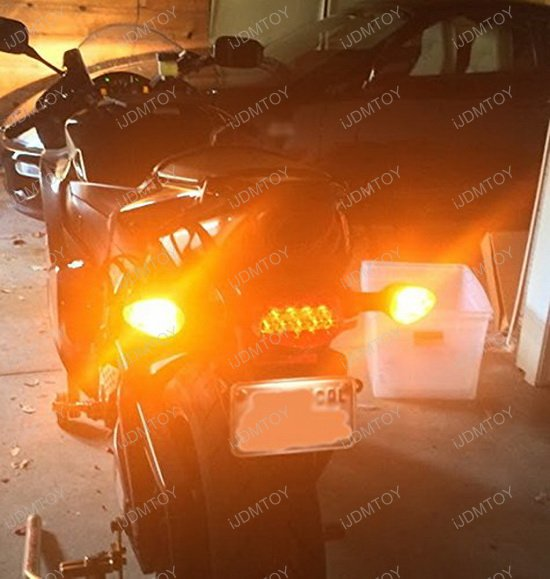 Motorcycle LED Flasher Relay Fix