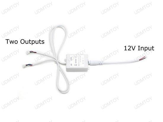 12V RGB LED Remote Control