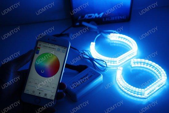 Bluetooth RGB Wlreless Remote Controler