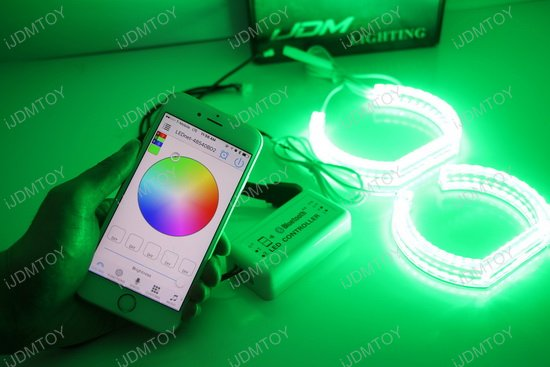 Bluetooth RGB Wlreless Remote Controler