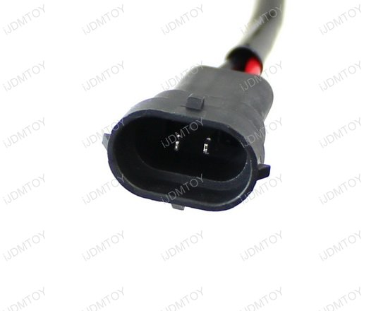 9005 9006 H10 Male Harness Adapter