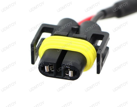PSX24W H11 Female Adapters