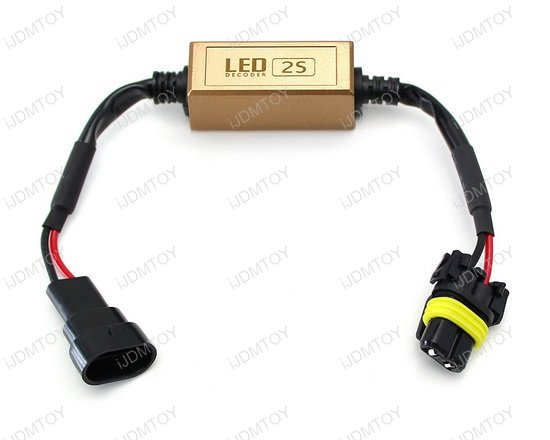 9006 HB4 Canbus Decoders