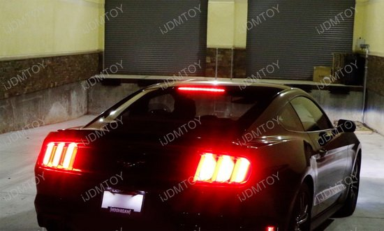 Ford Mustang Stobe 3rd Brake Light Module