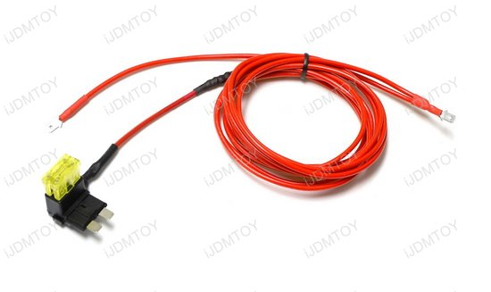 Universal DRL Enable Wire Kit