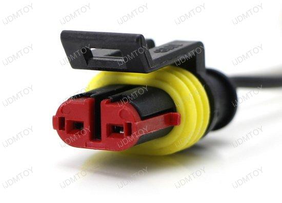 Jeep rangler Side Marker Blinker Enable Wire