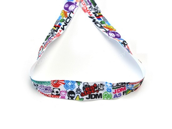 JDM Graffiti Graphics Lanyard By iJDMTOY.com
