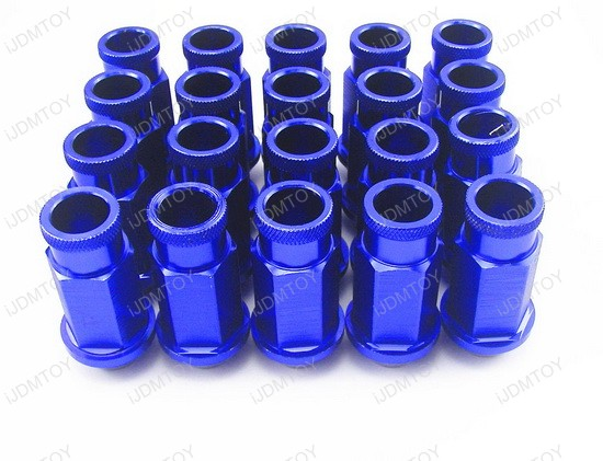 JDM Aluminum Lug Nuts (20pcs)
