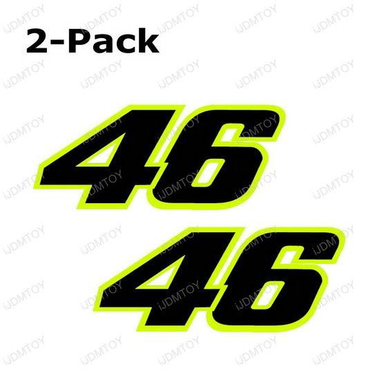 VR 46 Decal