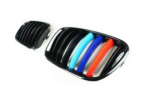 BMW 3 Color grille insert trims