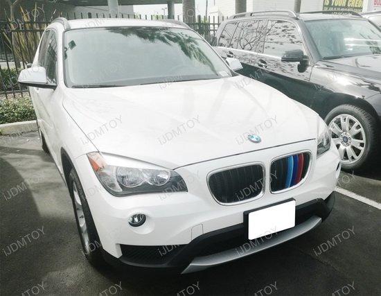 BMW 3 Color grille insert trims