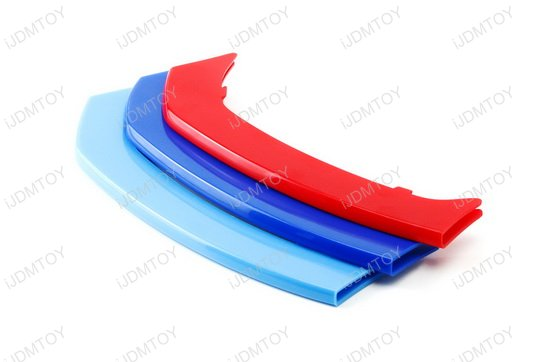 BMW 3GT M Color Center Grille Trim