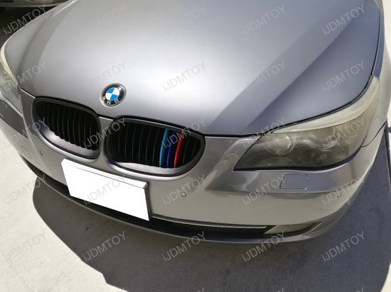 BMW E60 5-Series M Grille Insert