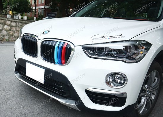 BMW F48 X1 Color Grille