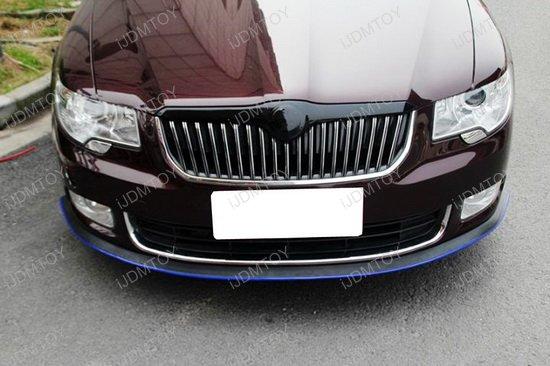 Front Bumper Lip Trim