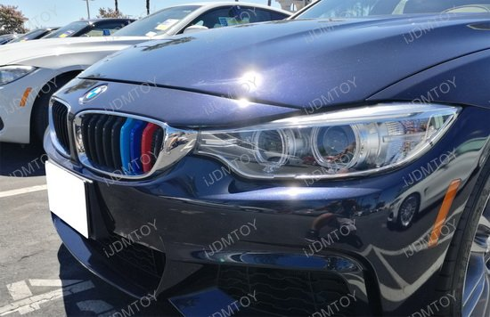 BMW F32 4-Series Color Grille