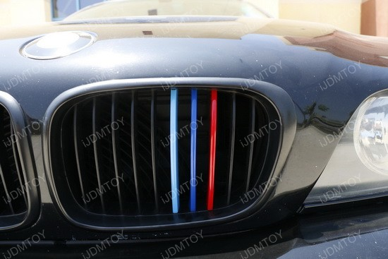 BMW E39 M Grille Insert