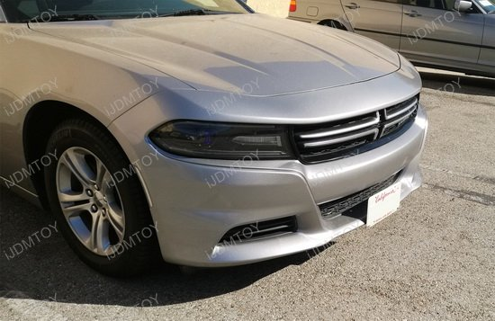 Dodge Charge License Plate Mount
