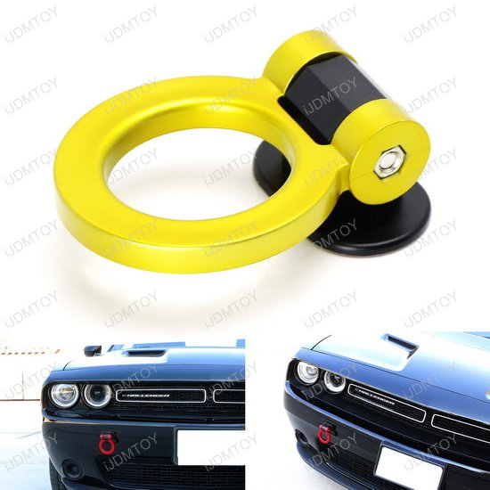 Decorational Tow Hook Rings