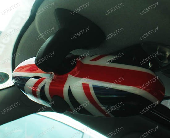 MINI Cooper Rearview Mirror Cover