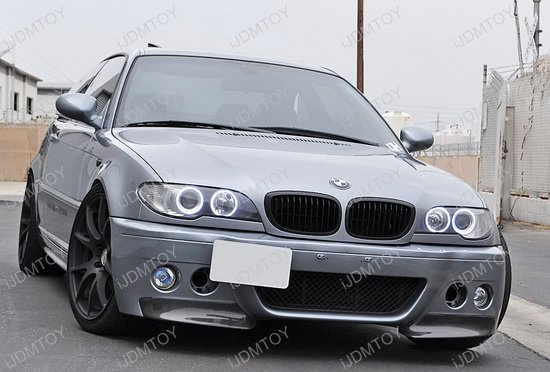 BMW 3 5 6 7 Series X Z Tow Hook License Plate Mount