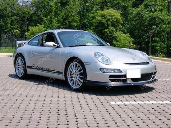 Porsche 911 Boxster Tow Hook License Plate Mount Bracket