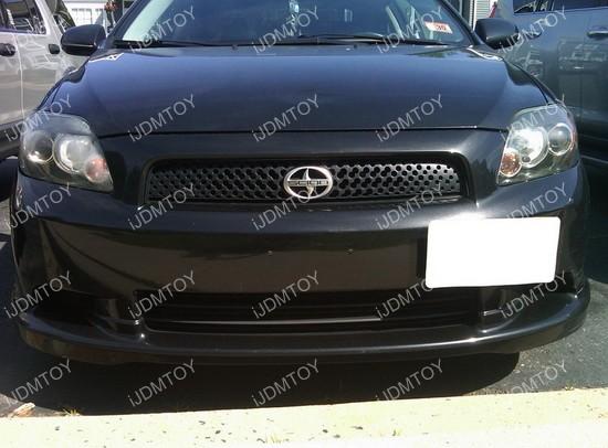 Scion Tc Front License Plate >> Scion tC 1st Gen Tow Hook License Plate Mount Kit
