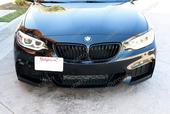 BMW Tow Hook License Plate Mount