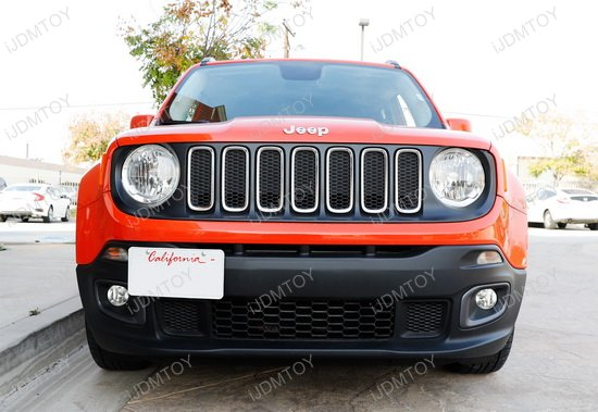 Jeep Tow Bar >> No Hole Tow Hook License Plate Mount For 2015-up Jeep Renegade